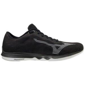 Mizuno Wave Shadow 4 - Mens Running Shoes - Black/Iron Gate