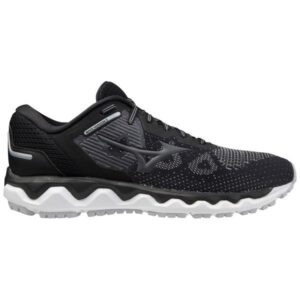 Mizuno Wave Horizon 5 - Mens Running Shoes - Black/Castlerock