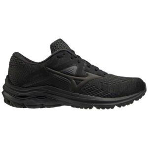 Mizuno Wave Inspire 17 - Mens Running Shoes - Triple Black