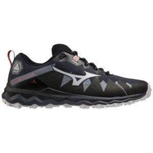 Mizuno Wave Daichi 6 - Womens Trail Running Shoes - India Ink/Black