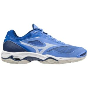 Mizuno Wave Phantom 2 - Womens Netball Shoes - Ultramarine/White/Blue