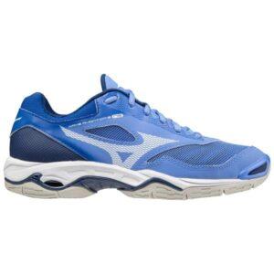 Mizuno Wave Phantom 2 - Womens Netball Shoes - Ultramarine/White/Blue