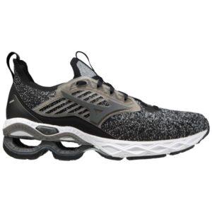 Mizuno Wave Creation 22 Waveknit - Mens Sneakers - Quiet Shade/Black