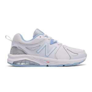 New Balance 857v2 - Womens Cross Training Shoes - White/Blue