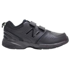 New Balance 625v2 Velcro - Kids Cross Training Shoes - Triple Black