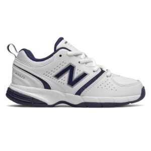 New Balance 625v2 - Kids Cross Training Shoes - White/Navy