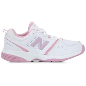 New Balance 625v2 - Kids Cross Training Shoes - White/Pink