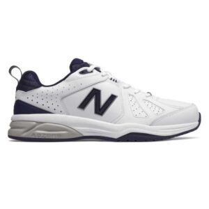 New Balance 624v5 - Mens Cross Training Shoes - White/Navy