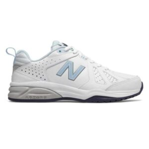 New Balance 624v5 - Womens Cross Training Shoes - White