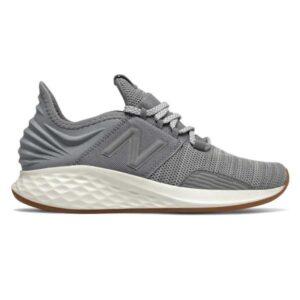 New Balance Fresh Foam Roav Knit - Womens Sneakers - Gunmetal/Light Aluminium