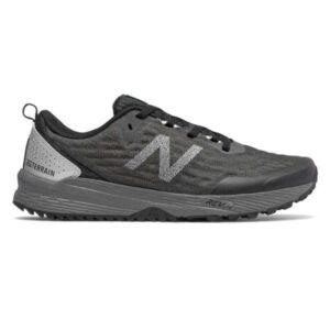 New Balance Nitrel v3 - Womens Trail Running Shoes - Black/Magnet