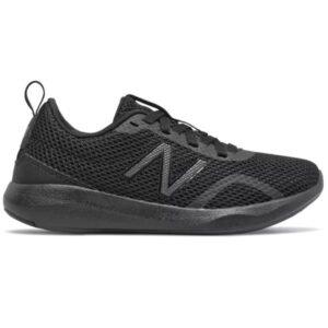 New Balance FuelCore Coast v5 - Kids Running Shoes - Triple Black