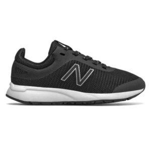New Balance 455 v2 - Kids Running Shoes - Black/White
