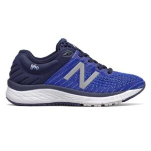 New Balance 860v10 - Kids Running Shoes - Pigment/UV Blue/Bayside