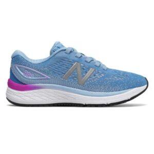 New Balance 880v9 - Kids Running Shoes - Light Lapis Blue/Summer Sky/Voltage Violet