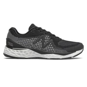 New Balance Fresh Foam 880v10 - Mens Running Shoes - Black/White