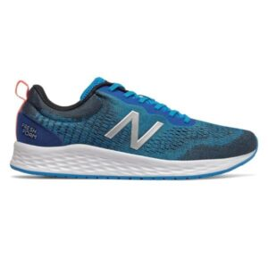 New Balance Fresh Foam Arishi v3 - Mens Running Shoes - Vision Blue/Silver/White