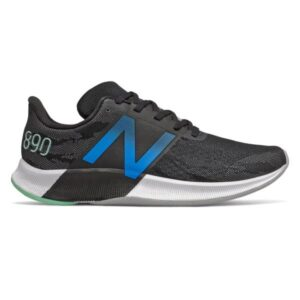 New Balance FuelCell 890v8 - Mens Running Shoes - Black/Neo Classic Blue