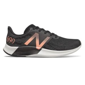 New Balance FuelCell 890v8 - Womens Running Shoes - Black/Thunder/Ginger Pink