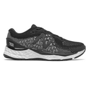 New Balance Fresh Foam 880v10 - Kids Running Shoes - Black/Summer Fog/White