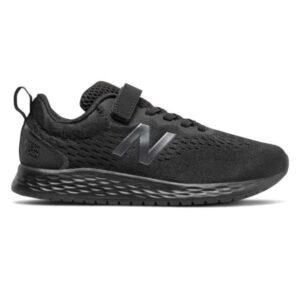 New Balance Fresh Foam Arishi v3 Velcro - Kids Running Shoes - Triple Black