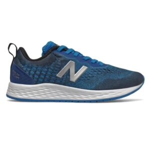 New Balance Fresh Foam Arishi v3 - Kids Running Shoes - Blue/Silver