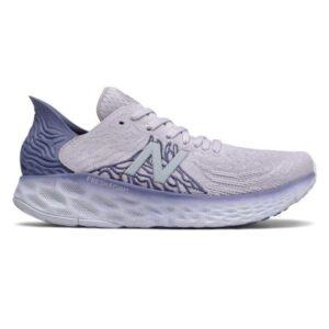 New Balance Fresh Foam 1080v10 - Womens Running Shoes - Thistle/Magnetic Blue/Moon Dust