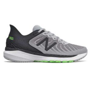 New Balance Fresh Foam 860v11 - Mens Running Shoes - Light Aluminium/Black