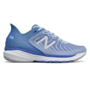 New Balance Fresh Foam 860v11 - Womens Running Shoes - Frost Blue/Faded Cobalt