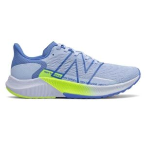 New Balance FuelCell Propel - Womens Running Shoes - Blue/Yellow