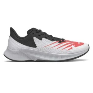New Balance FuelCell Prism EnergyStreak - Mens Running Shoes - White/Neo Flame/Black
