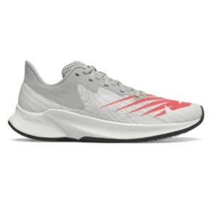 New Balance FuelCell Prism EnergyStreak - Womens Running Shoes - White/Neo Flame