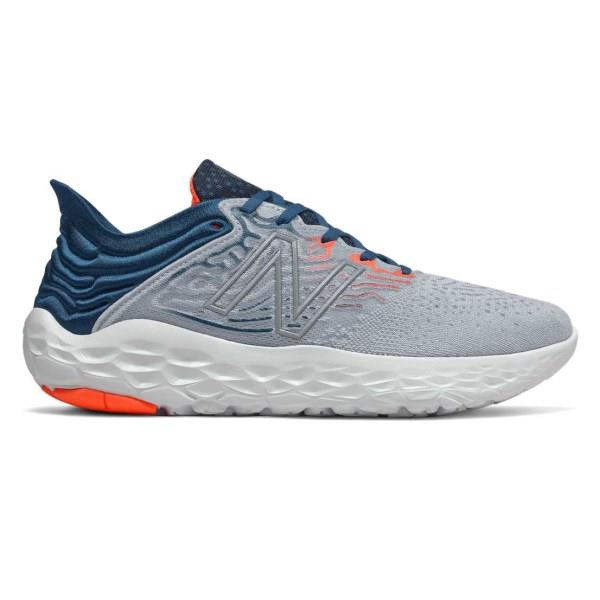 New Balance Fresh Foam Beacon v3 - Mens Running Shoes - Light Cyclone/Rogue Wave