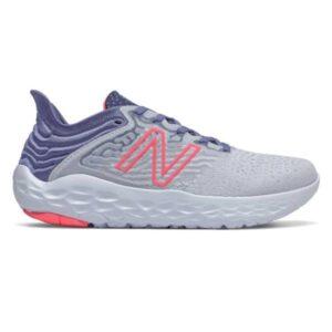 New Balance Fresh Foam Beacon v3 - Womens Running Shoes - Moon Dust/Magnetic Blue