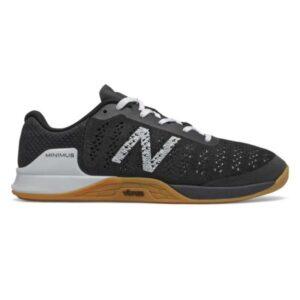 New Balance Minimus Prevail - Mens Training Shoes - Black/White/Gum
