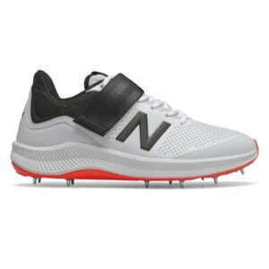 New Balance FuelCell 4040v5 - Mens Cricket Shoes - White/Black/Red