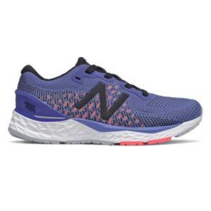 New Balance Fresh Foam 880v10 - Kids Running Shoes - Purple/Pink