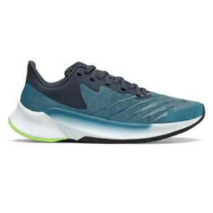 New Balance FuelCell Prism - Kids Running Shoes - Teal/Black/Lime