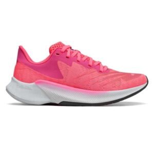 New Balance FuelCell Prism - Kids Running Shoes - Pink/White