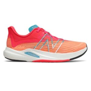 New Balance FuelCell Rebel v2 - Womens Running Shoes - Citrus Punch/Vivid Coral
