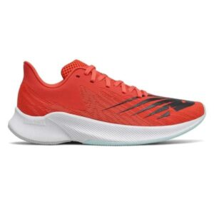New Balance FuelCell Prism  - Mens Running Shoes - Red/White