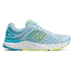 New Balance 680v6 - Womens Running Shoes - Blue