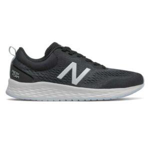 New Balance Fresh Foam Arishi v3 - Womens Running Shoes - Black/White