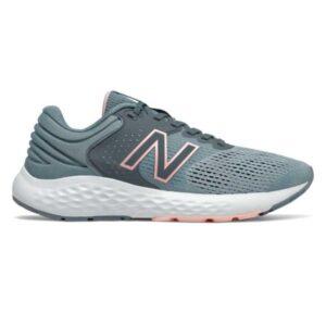 New Balance 520v7 - Womens Running Shoes - Grey/Silver/Peach