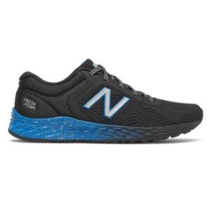 New Balance Fresh Foam Arishi v3 - Kids Running Shoes - Black/Blue