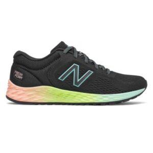 New Balance Fresh Foam Arishi v3 - Kids Running Shoes - Black/Rainbow
