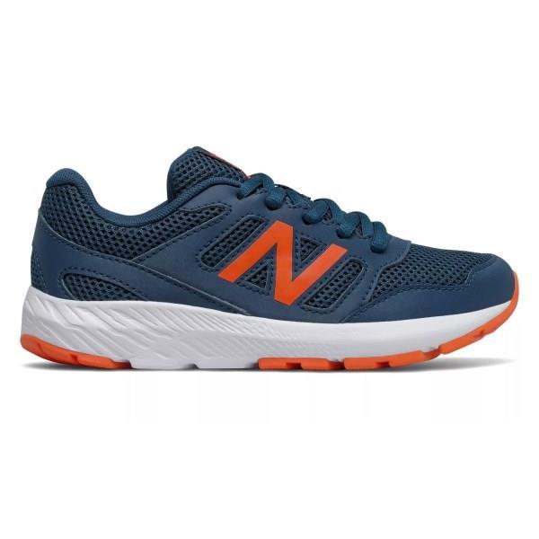 New Balance 570v2 - Kids Running Shoes - Blue/Red