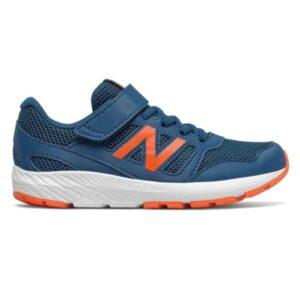 New Balance 570v2 Velcro - Kids Running Shoes - Blue/Red