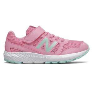 New Balance 570v2 Velcro - Kids Running Shoes - Pink