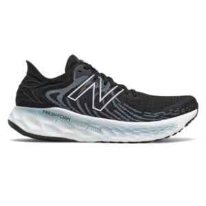 New Balance Fresh Foam 1080v11 - Mens Running Shoes - Black/White